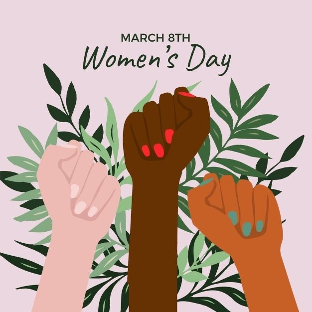 March 8th: Women's Day